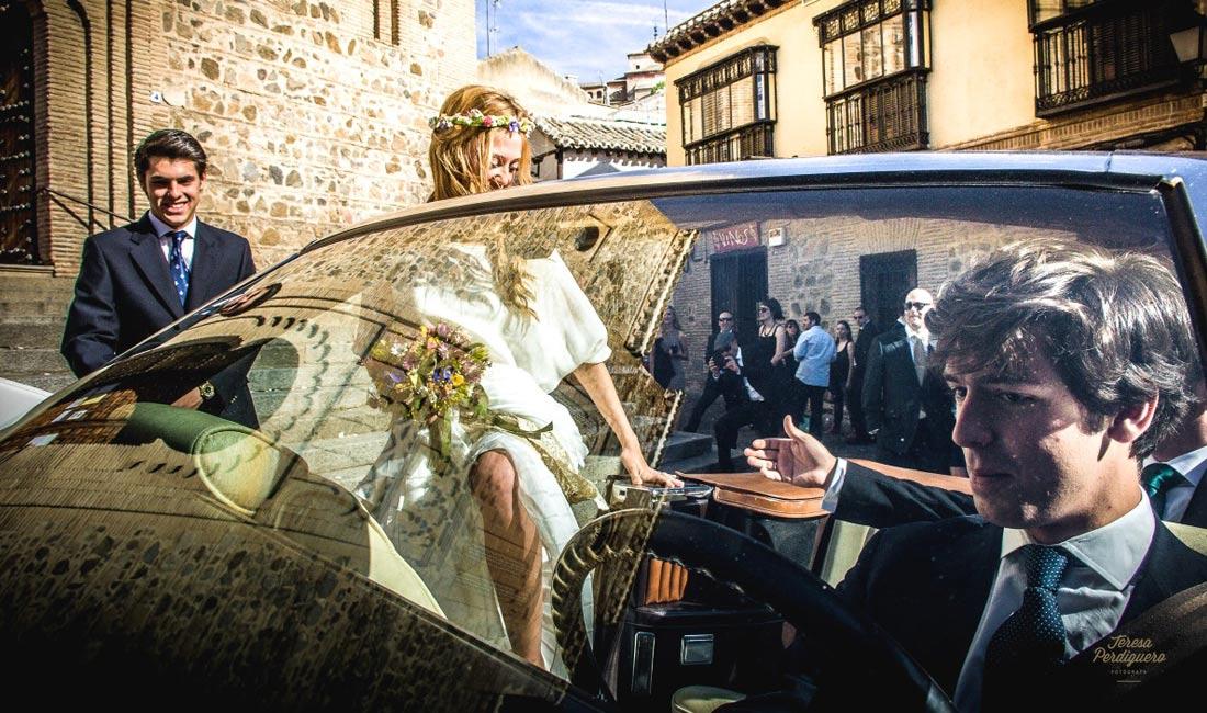 fotografo de bodas en toledo - Teresa Perdiguero - Boda de María y Nano