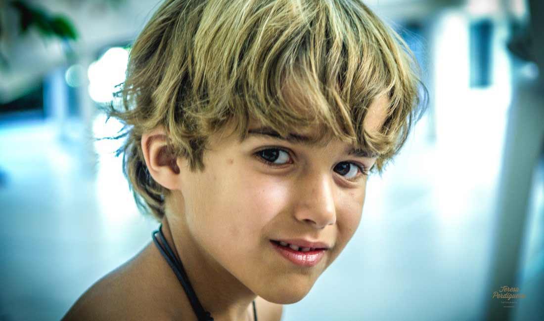 Fotografía de niños y bautizos - Teresa perdiguero fotógrafa
