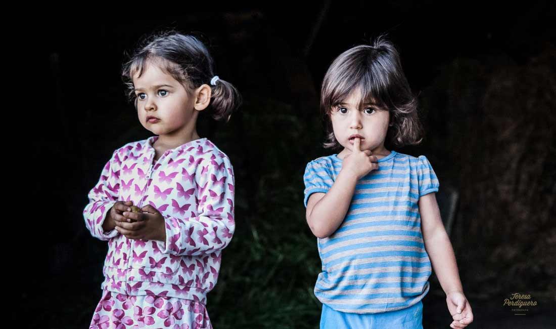 Fotografía de niños - Teresa perdiguero fotógrafa