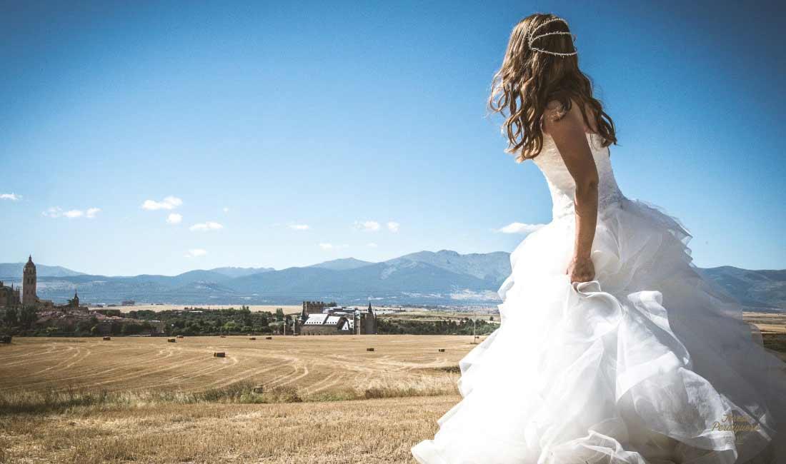 Fotografía de bodas en Madrid - Teresa Perdiguero fotógrafa