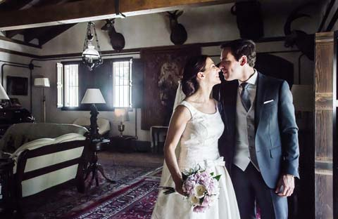 Fotografías de boda en Carbonero en Mayor, Segovia. Teresa Perdiguero, fotógrafo de bodas