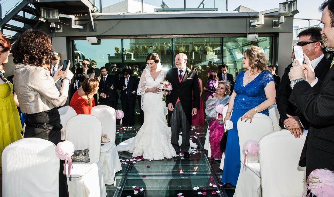 Fotografo de bodas en Madrid - Teresa Perdiguero - Boda de Sara&Luis