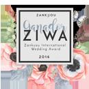Ganador Ziwa 2016 mejor fotografo de bodas en Segovia - Teresa Perdiguero